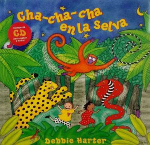 Children's Spanish Book