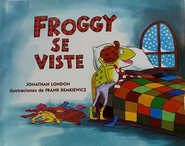 Froggy-se-viste