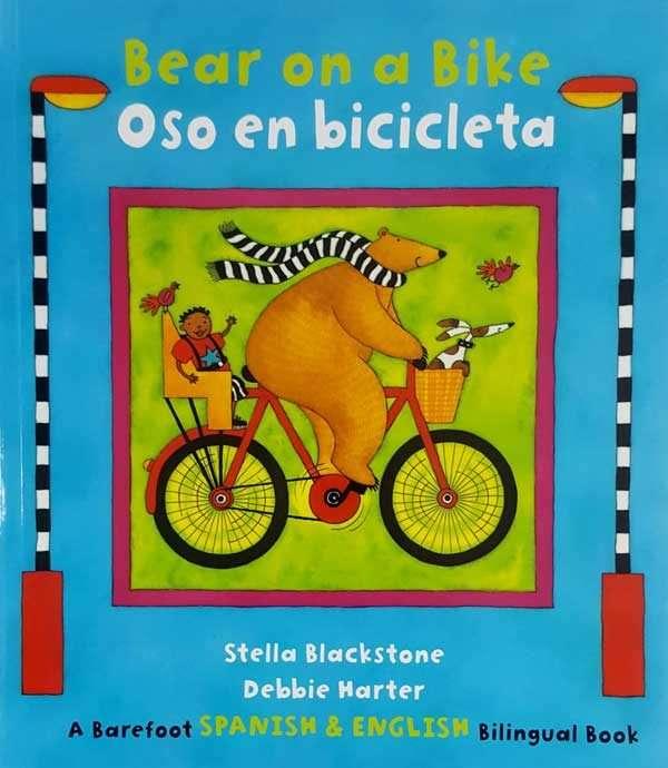 Oso-en-bici