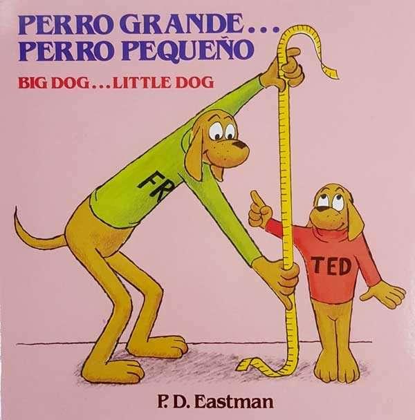 Perro-grande-perro-pequeno