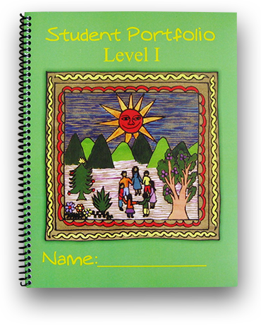 book-students-portfolio-level-1